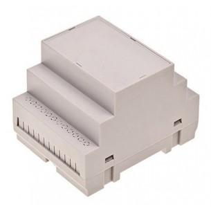modRL08_ISO - moduł mocy z ośmioma przekaźnikami 5V i optoizolacją wejść