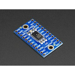 Adafruit module with I2C TCA9548A multiplexer