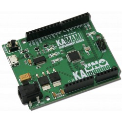 KAmduino UNO - development board with ATmega328P microcontroller