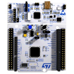 NUCLEO-L476RG - STM32 Nucleo-64 development board with STM32L476RGT6 MCU