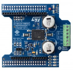 X-NUCLEO-IHM03A1 - PCB with high-power stepper motor controller