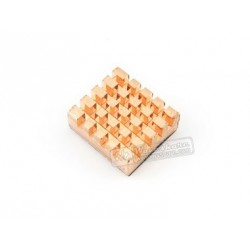 Copper Heat Sink for RPI