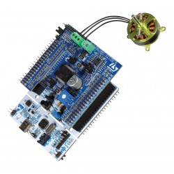 P-NUCLEO-IHM001 - Nucleo kit with engine controller