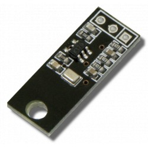 KAmodMIC_MEMS - moduł mikrofonu MEMS ze wzmacniaczem LMV321L