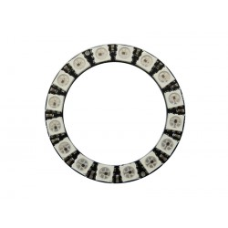 NeoPixel Ring 16 x WS2812 (44mm) - RGB light ring with WS2812 diodes