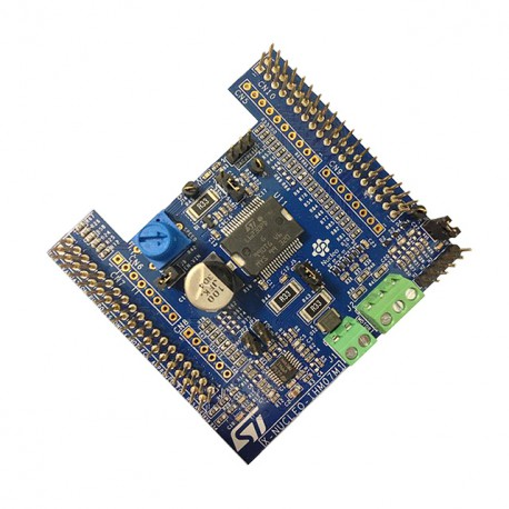 X-NUCLEO-IHM07M1 - expansion board with three-phase motor controller BLDC