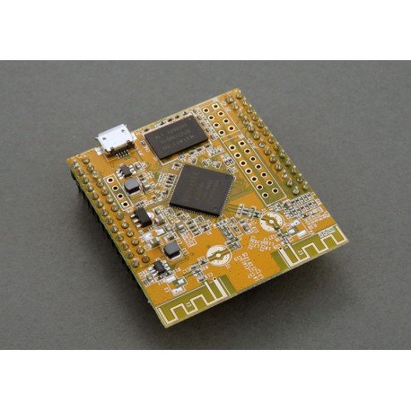 WRTnode - miniaturowy komputer z WiFi dla OpenWRT