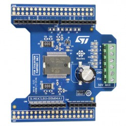 X-NUCLEO-IHM04A1 - expansion board with double DC motor controller
