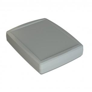 Housing for Arduino UNO and Leonardo transparent, open