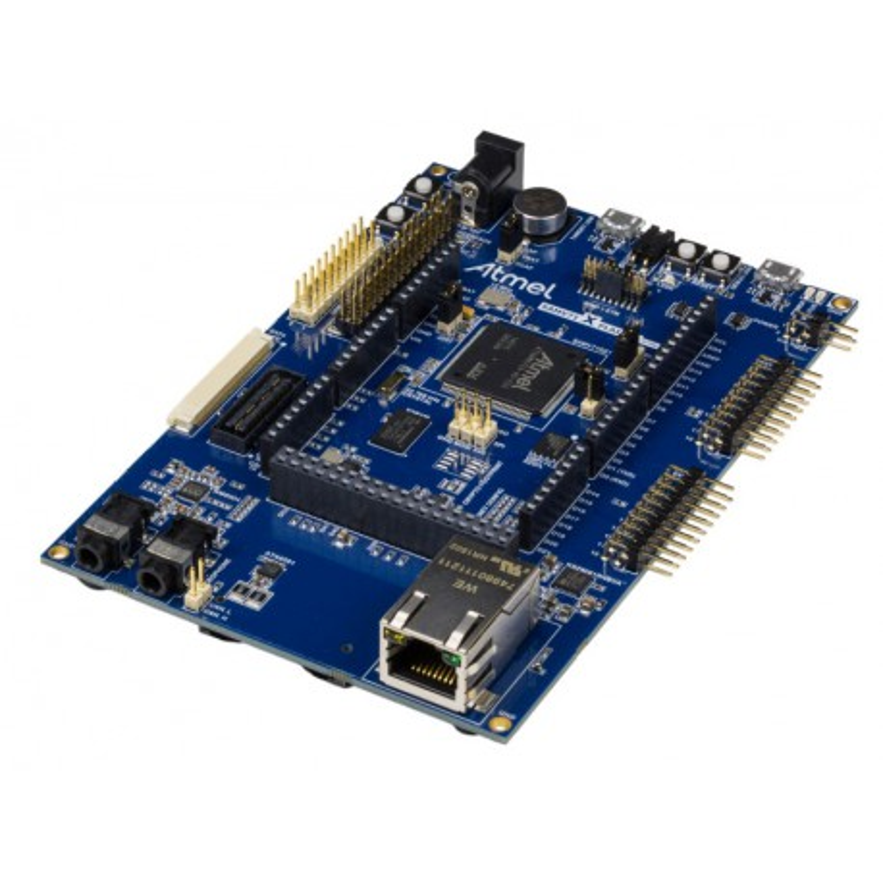 ATSAMV71-XULT - zestaw uruchomieniowy z mikrokontrolerem ATSAMV71Q21