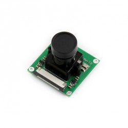 Raspberry Pi Camera (B) with adjustable-focus