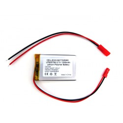 Lithium-polymer battery 1S 1350mAh