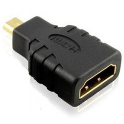 Adapter microHDMI - HDMI
