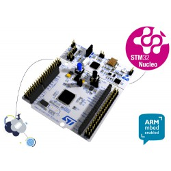 NUCLEO-F410RB - STM32 Nucleo-64 development board with STM32F410RBT6 MCU