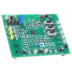 AD8232-EVALZ - evaluation board with the AD8232 heartbeat module
