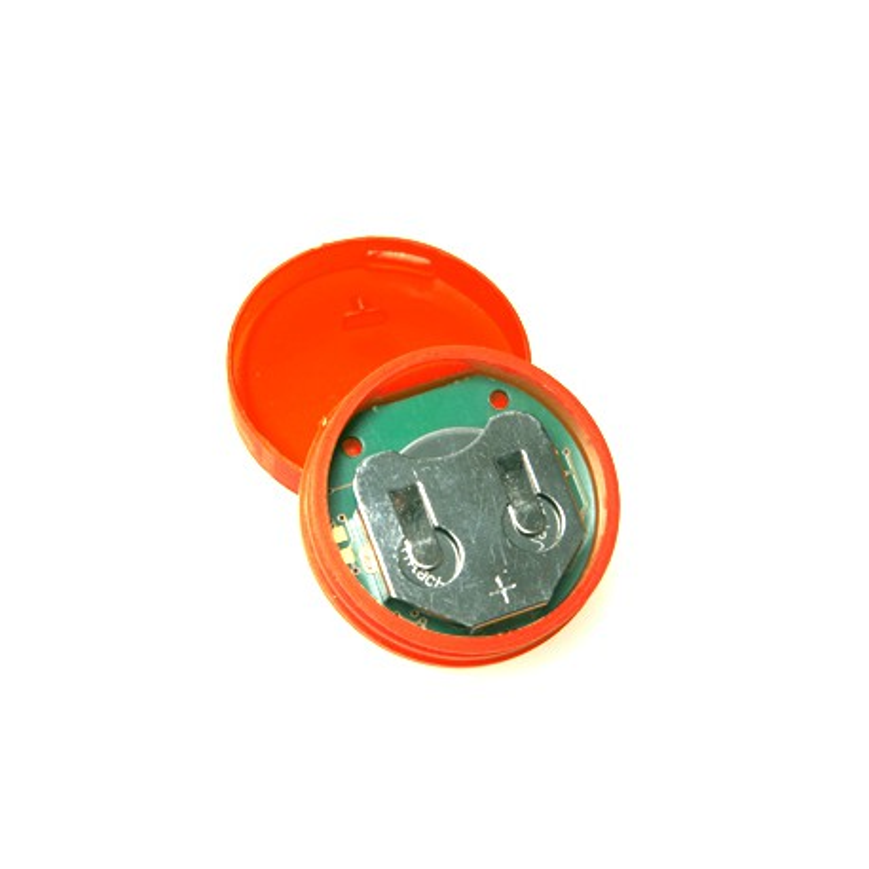 iNode Care Sensor 1 (red) - wireless motion and temperature sensor