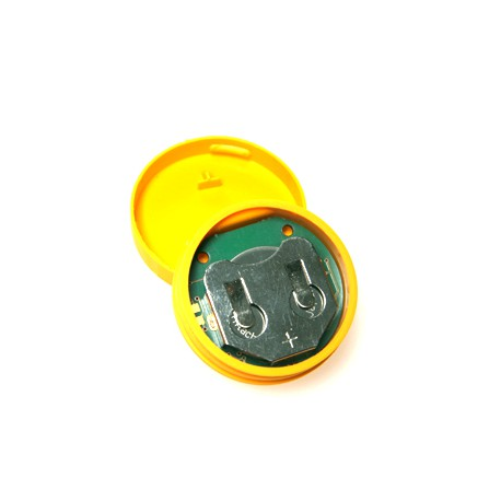 iNode Care Sensor 3 (yellow) - wireless motion, temperature and humidity sensor