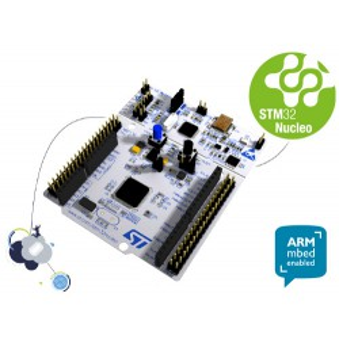 NUCLEO-L073RZ - STM32 Nucleo-64 development board with STM32L073RZT6 MCU