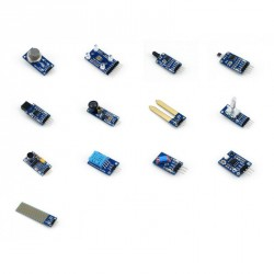 WSH Sensors Pack (13 modules set) with wires