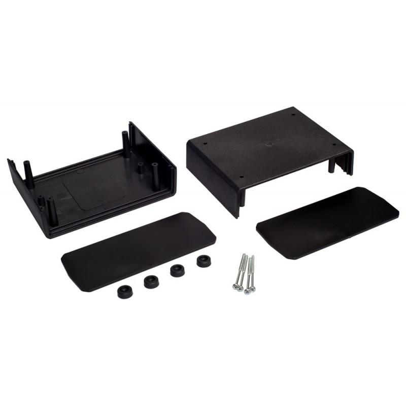 Taśma LED RGB NeoPixel wodoodporna czarna 1m (30 LED)