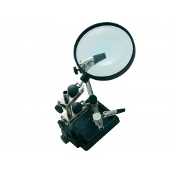 ZD-10H - mounting bracket with magnifier