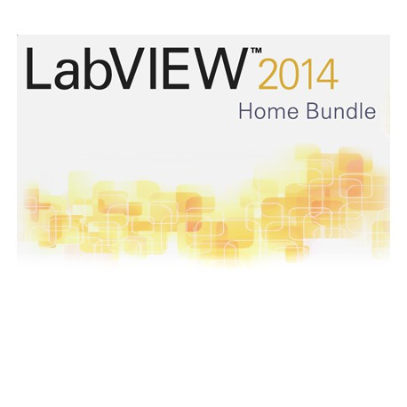 LabVIEW 2014 Home Bundle