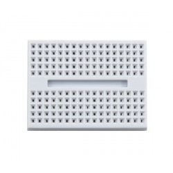 Prototype contact plate 170 points - white