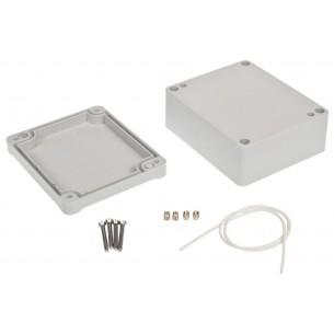Obudowa do Raspberry Pi 3B+/3B biało-malinowa