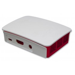 Official Raspberry Pi 3 Red & White Case