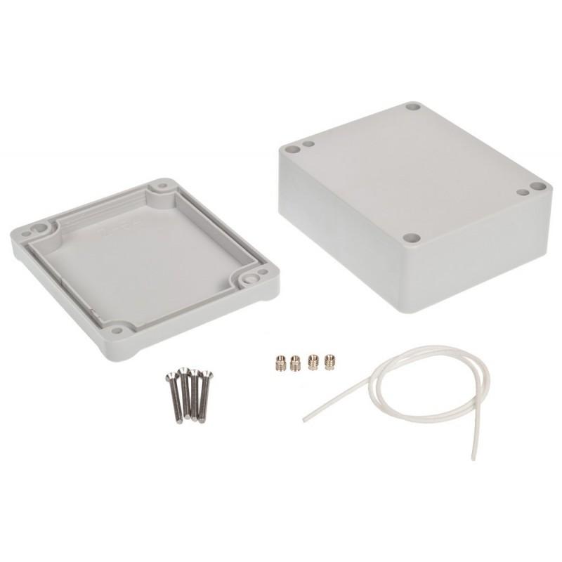 Obudowa do Raspberry PI 3 biało-malinowa