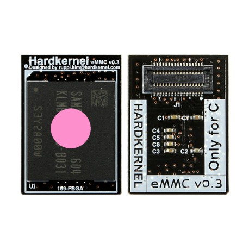 16GB eMMC Module C1+/C0 Linux Black
