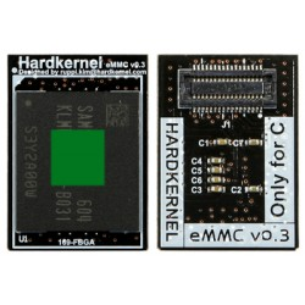 eMMC Module C2 Android Black - 16GB