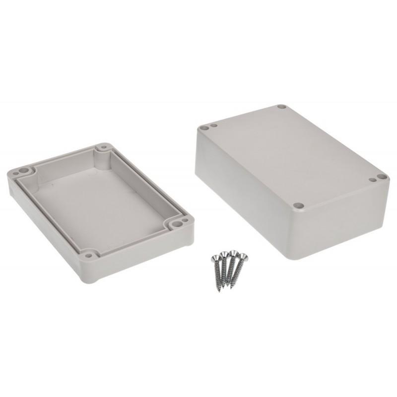 Listwa stykowa 2.54mm prosta 1x8, niebieska
