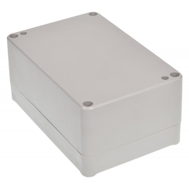 Listwa stykowa 2.54mm prosta 1x8, czerwona