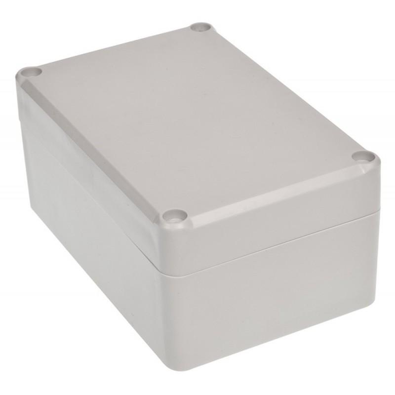 Listwa stykowa 2.54mm prosta 1x10, czerwona