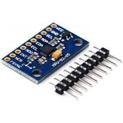 modMPU9255 (GY-9255) - 9DoF module with MPU-9255 chipset - accelerometer, magnetometer, gyroscope