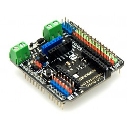 DFRobot Gravity IO Expansion Shield v7.1 to Arduino