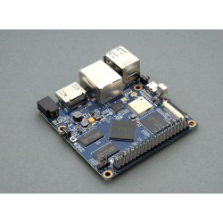 Banana Pi M2+ - quad-core ARM H3 with 1GB RAM DDR3