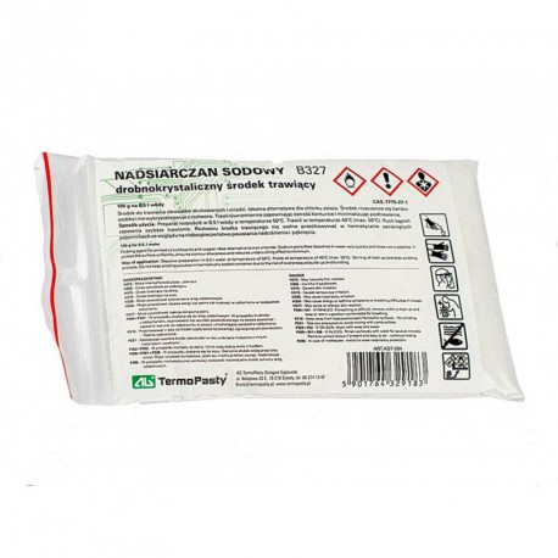 Wytrawiacz, nadsiarczan sodowy B327 - 500g