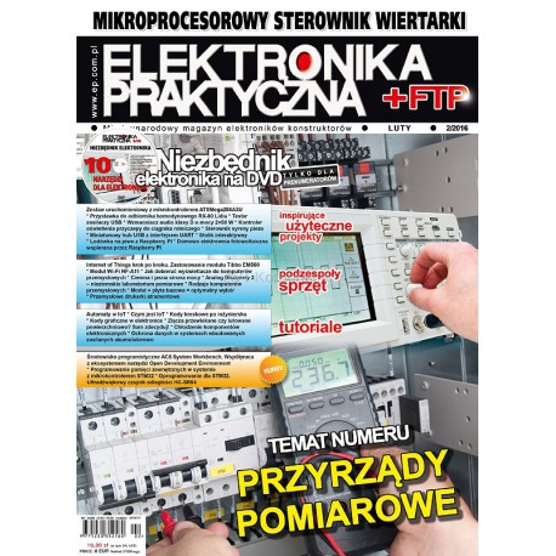Elektronika praktyczna 02/2016