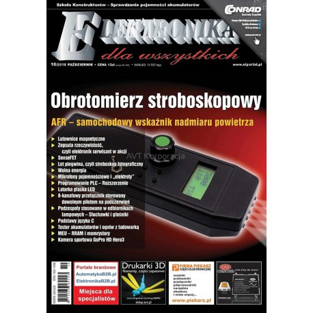 Electronics for all 10/2015