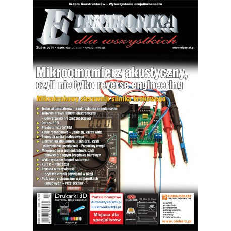 Electronics for everyone 02/2016