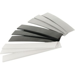 Thermo-adhesive double-sided adhesive tape 20x130x1 / 6W / mK / AG - thermocouple