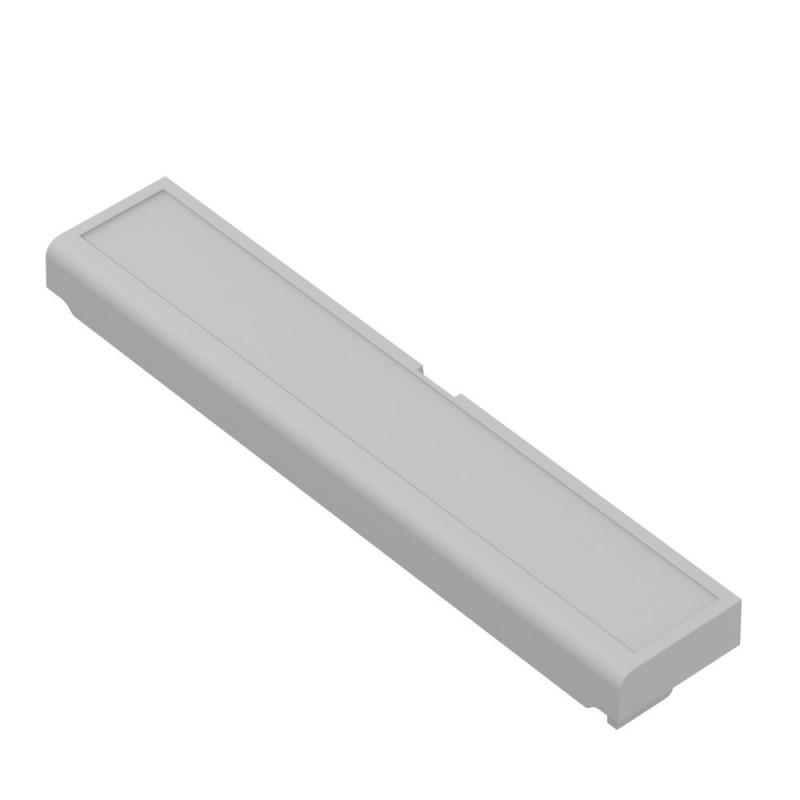 Taśma ochronna aluminowa 10mm 40m