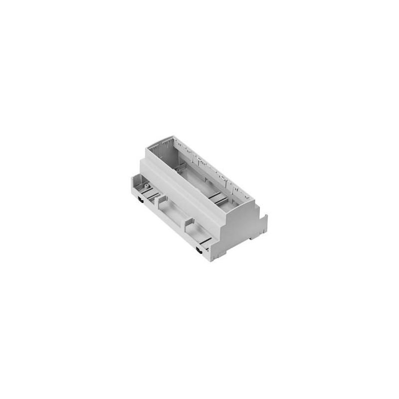 Zasilacz na baterie do EL-Wire (złącze JST) z klipsem