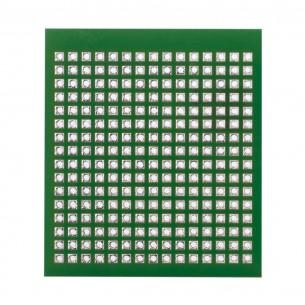 Sterownik silnika krokowego z układem DRV8825 Pololu (z wlutowanymi pinami)