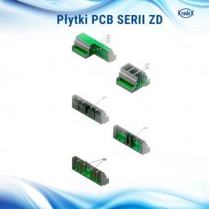 Aluminiowy radiator dla Raspberry Pi wysoki na 15mm