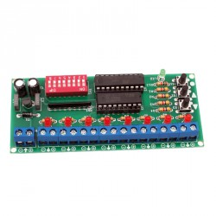 AVT1881 C - programmable LED driver. Assembled set