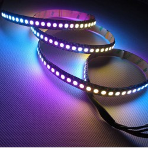RGB LED strip WS2812B 1m 144 LED / m