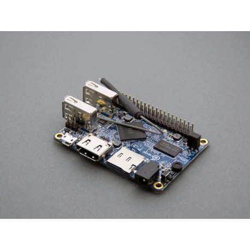Orange Pi Lite - komputer z procesorem Allwinner H3